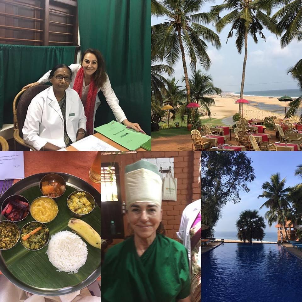 Vacaciones Somatheeram Ayurveda Kerala India